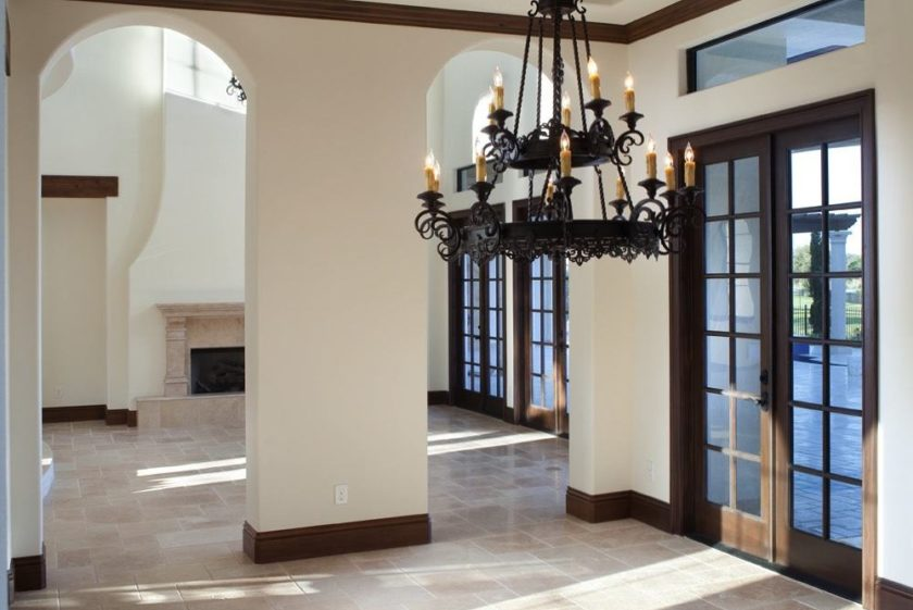 Faux Wood Beams for Affordable Architectural Details
