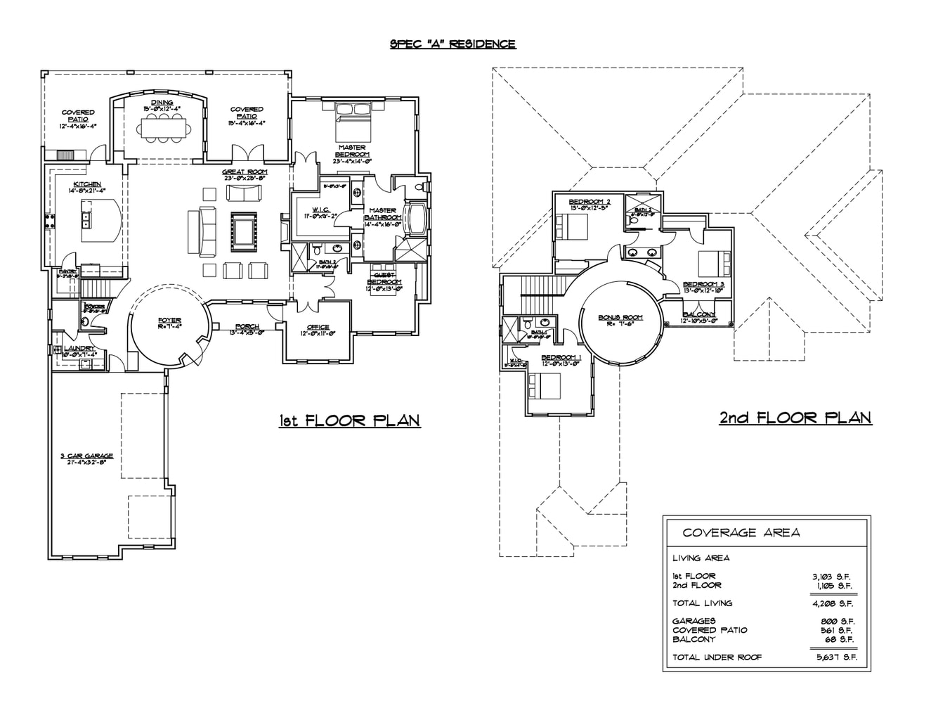 How to Squeeze 6000 Square Feet Into a 4000 Square Foot Home - Cornerstone Homes Floor Plans