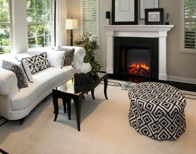Electric Fireplace by Hearth & Home