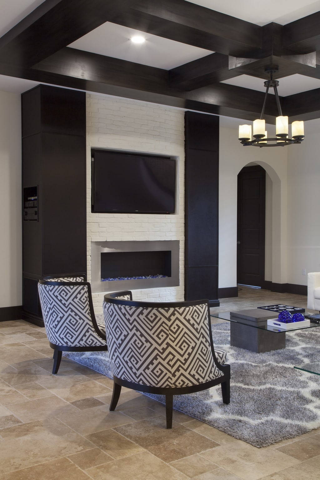 Choosing the Right Fireplace For Your Living Space