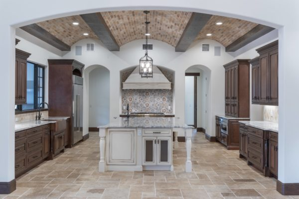 luxury home interior kitchen island