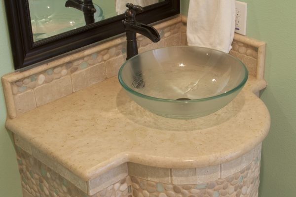 interior luxury home bathroom basin sink