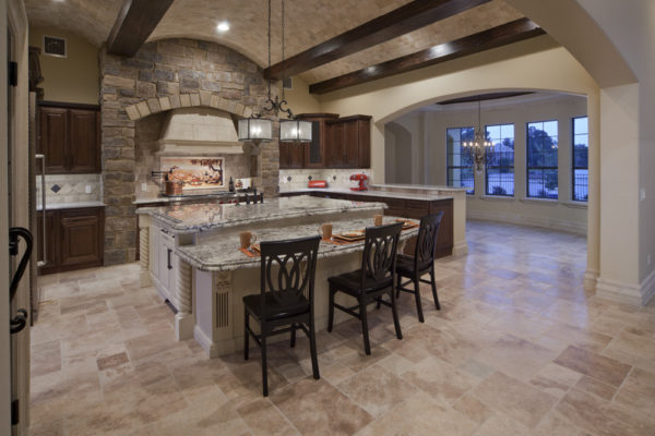 luxury home interior kitchen