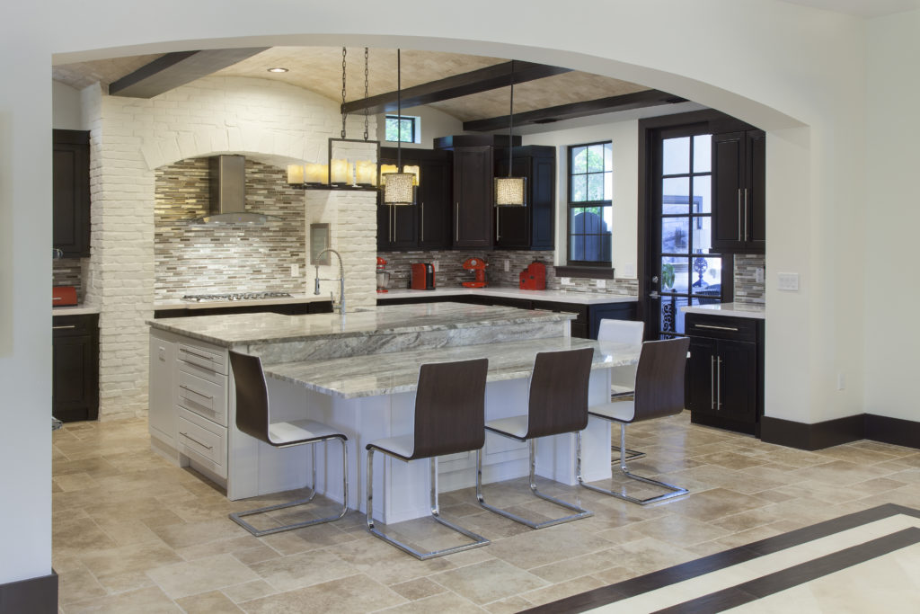 Transitional-styled kitchen, modern kitchen, designer kitchen, kitchen design