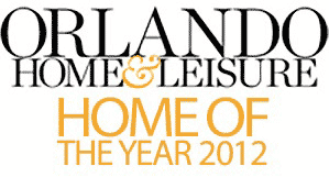 Orlando Home & Leisure Magazine Home of the Year 2012