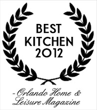 Orlando Home & Leisure Magazine Best Kitchen 2012