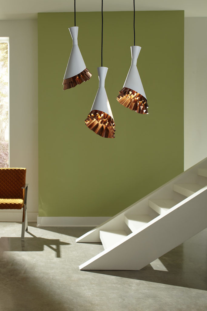 The Ruffle Pendants by Phillips Collection
